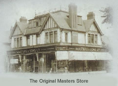 The Original Shop in Blackpool